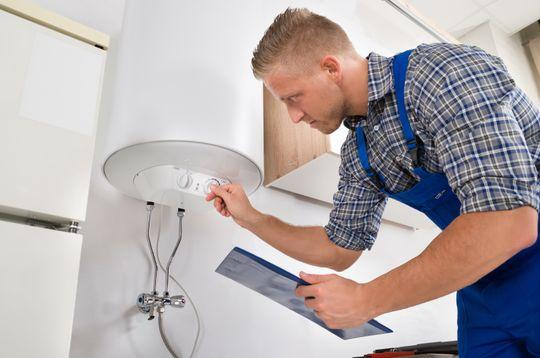 Water Heater Installation and Replacement 2